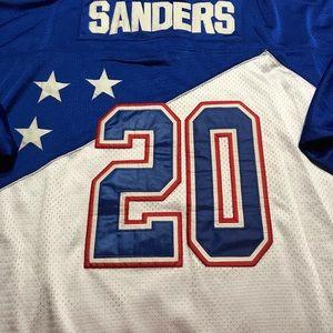 official photos 3e8d1 f8f12 Barry Sanders 1996 Pro Bowl Jersey